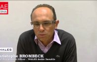Christophe Brombeck Chief Procurement Officer chez Thales Arabie Saoudite