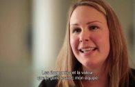 Jennifer Culhane, Responsable Achats de matières premières chez Sanofi.